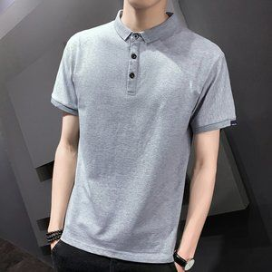 New men's trendy short-sleeved t-shirt N